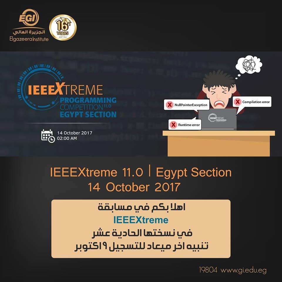 IEEEXtreme